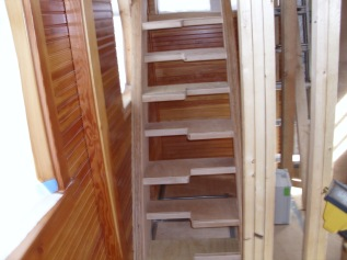 Stair installation
